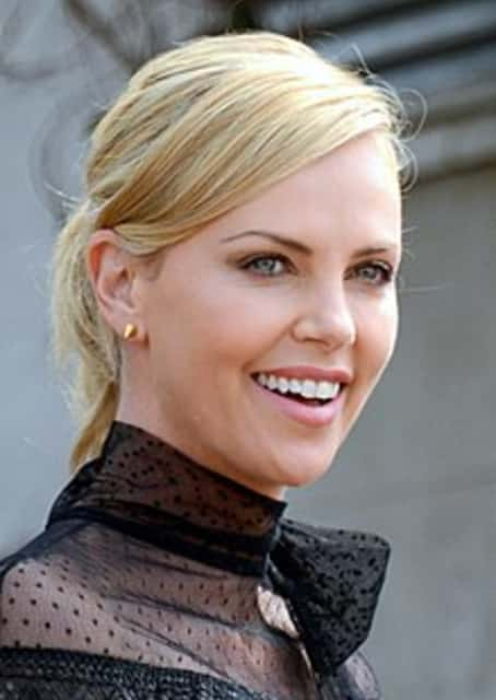 Charlize Theron - American-South African actress