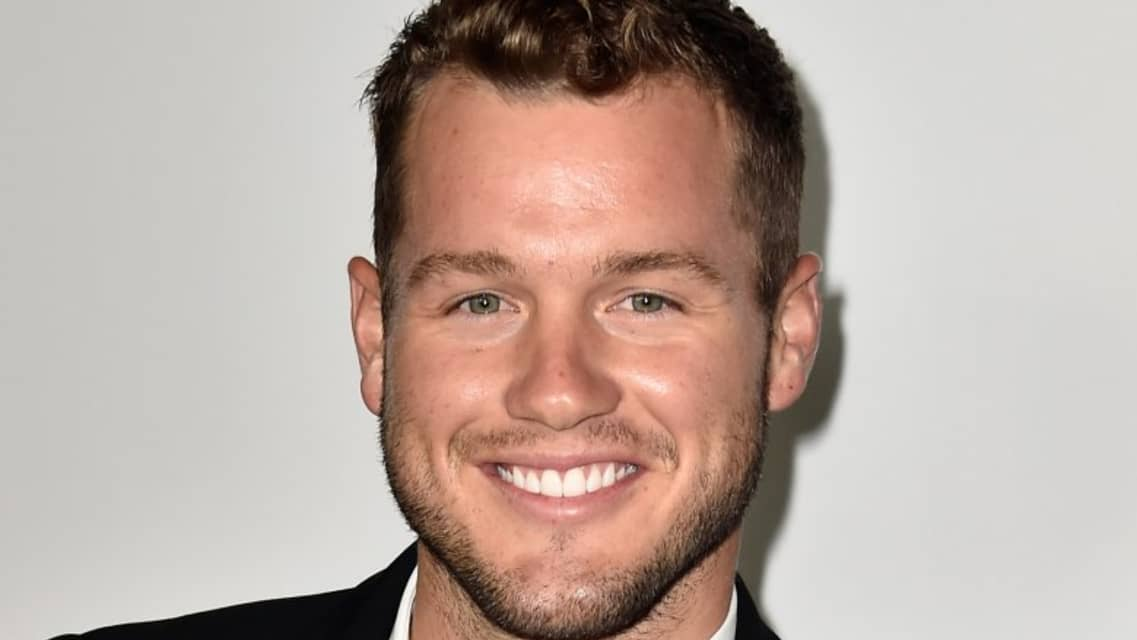 Colton Underwood - American football linebacker