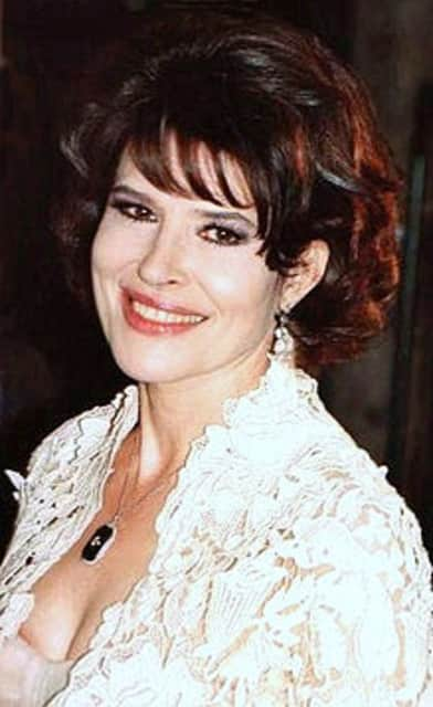 Fanny Ardant - French actress