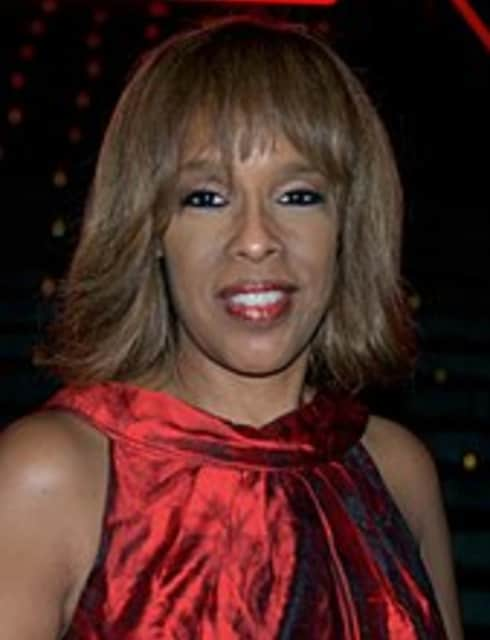 Gayle King - American television personality