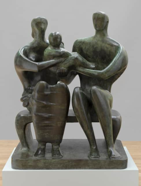 Henry Moore -