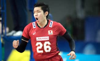 Issei Ōtake - Japanese volleyball player