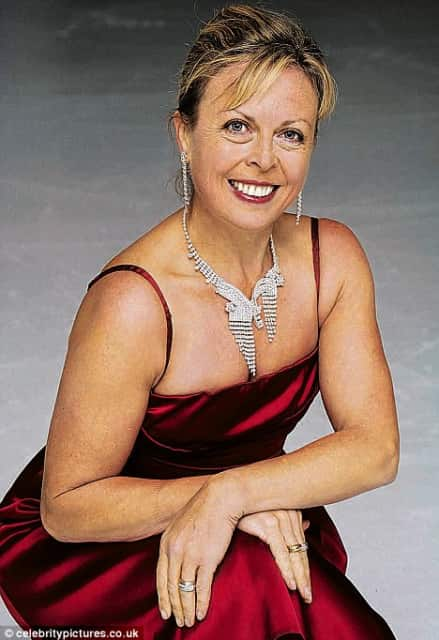 Jayne Torvill - Ice dancer