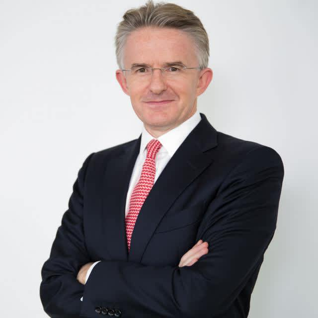 John Flint - Chief Executive of HSBC