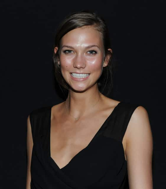 Karlie Kloss - American model
