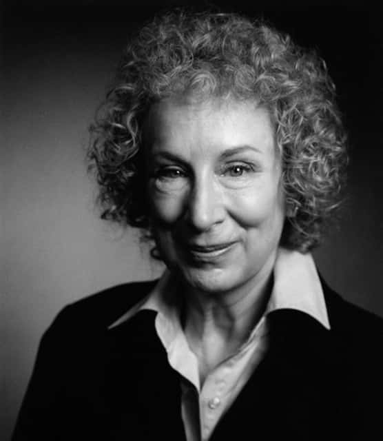 Margaret Atwood - Canadian poet