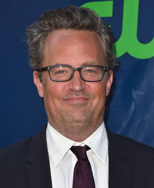 Matthew Perry - American-Canadian actor
