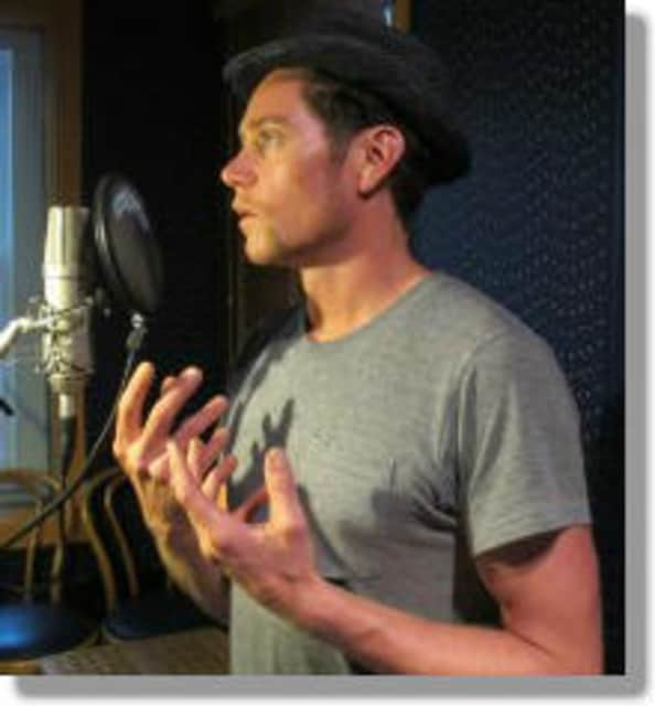 Nathan Page - Australian actor