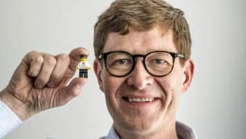 Niels B. Christiansen - CEO of the Lego Group