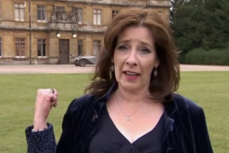 Phyllis Logan - Actress