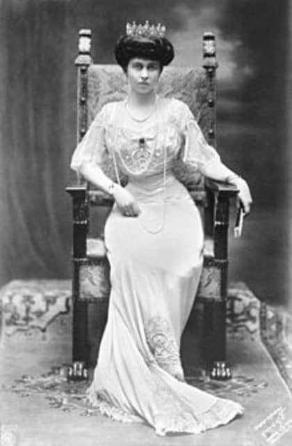 Princess Sophie of Greece and Denmark -