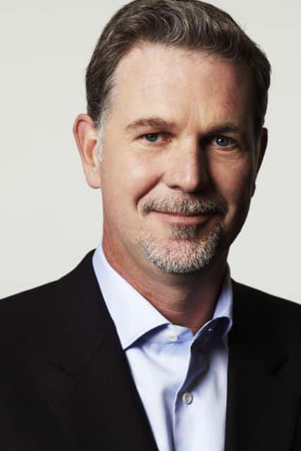 Reed Hastings - CEO of Netflix