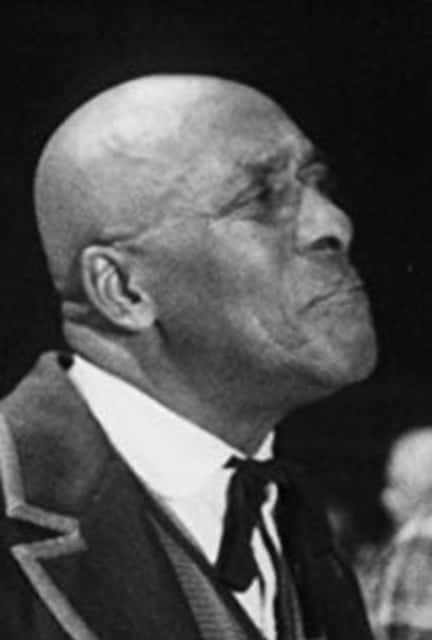 Scatman Crothers - American actor