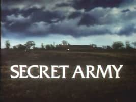 Secret Army - Television series