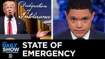 State of emergency -