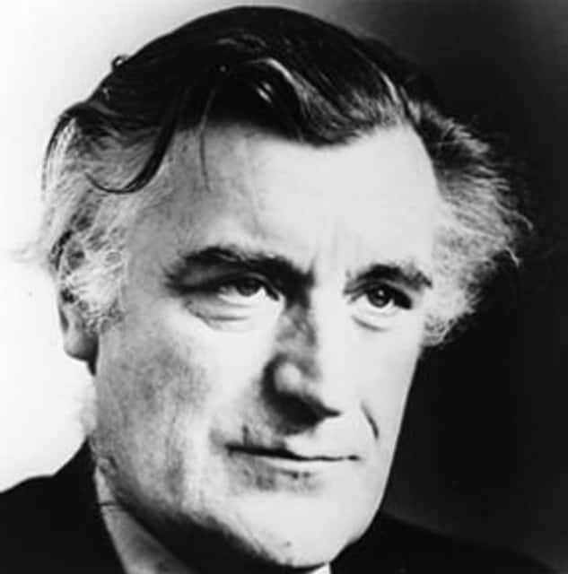 Ted Hughes - English poet