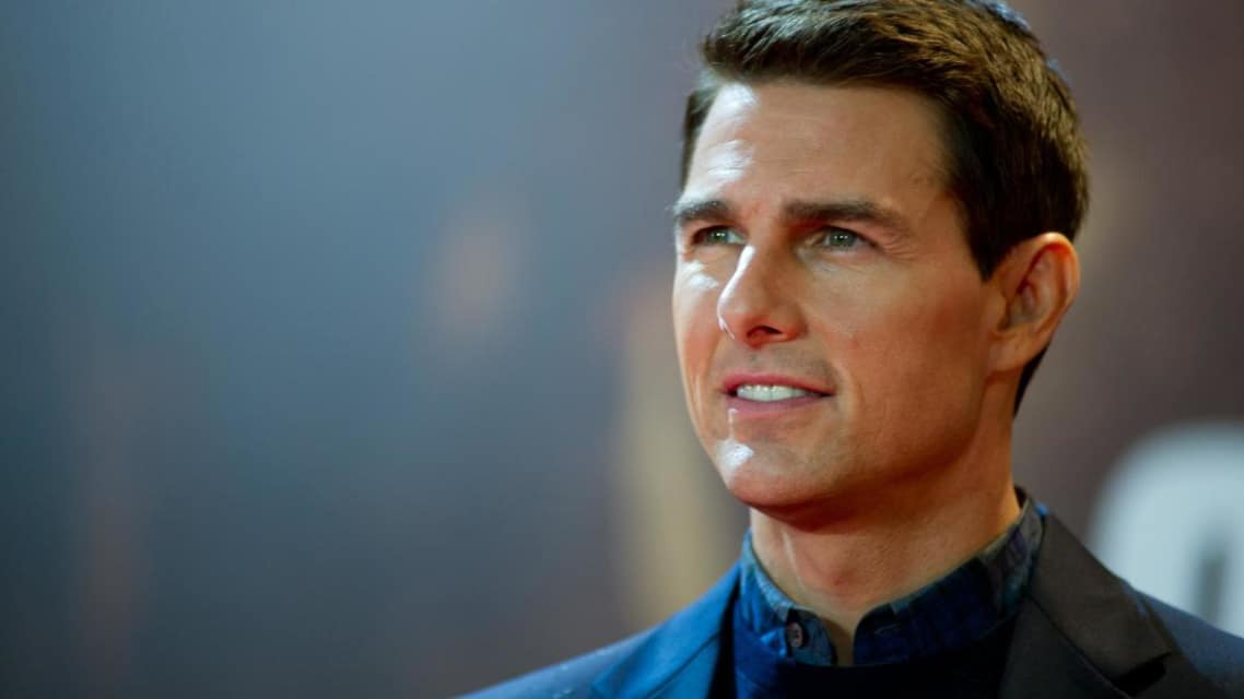 Tom Cruise - American actor