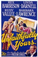 Unfaithfully Yours - 1948 ‧ Black and white/Comedy music ‧ 1h 45m