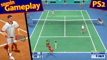Virtua Tennis 2 - Arcade game