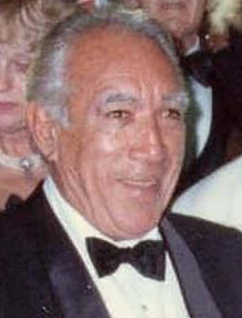 Anthony Quinn - American-Mexican actor