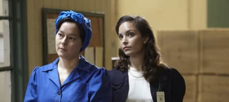 Bomb Girls - Canadian television series