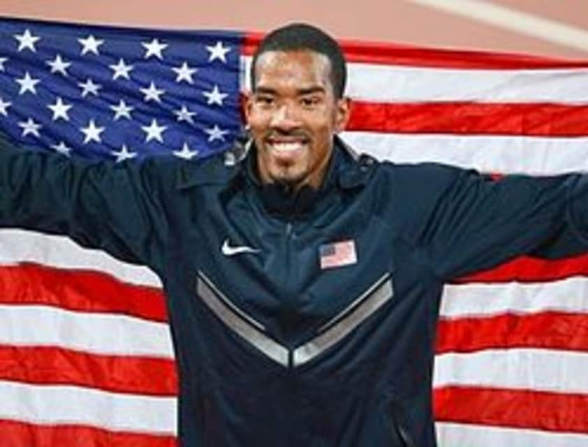 Christian Taylor - American track and field athlete