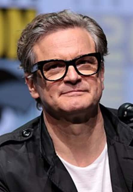 Colin Firth - Actor