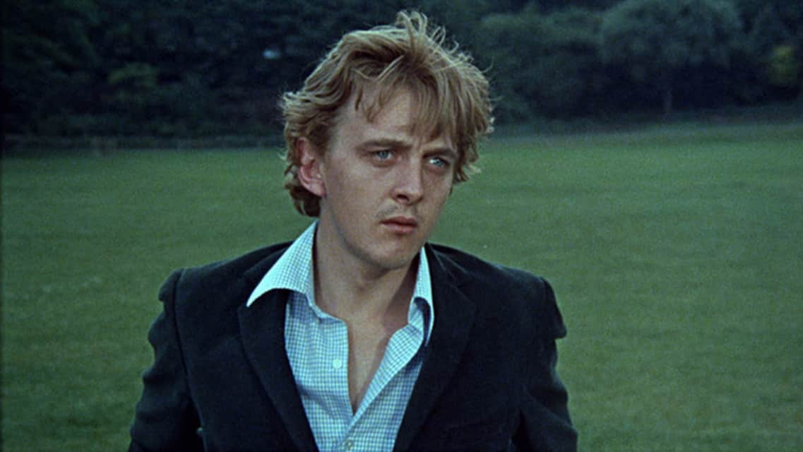 David Hemmings - English film actor