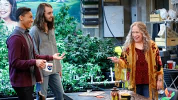 Disjointed - Comedy series
