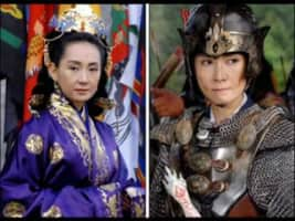 Empress Cheonchu - South Korean television series