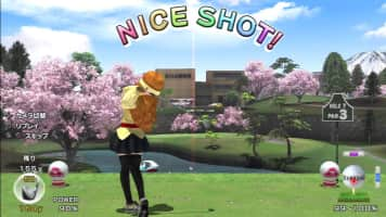 Everybody's Golf 6 - Console game