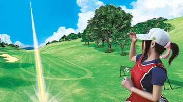 Everybody's Golf VR - Video game