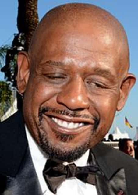 Forest Whitaker - American actor