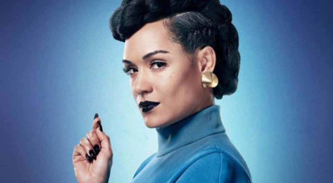 Grace Byers - Actress