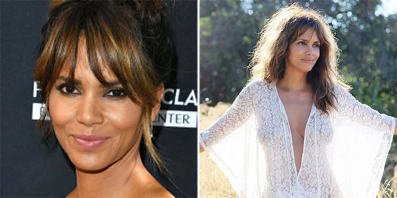 Halle Berry - American actress