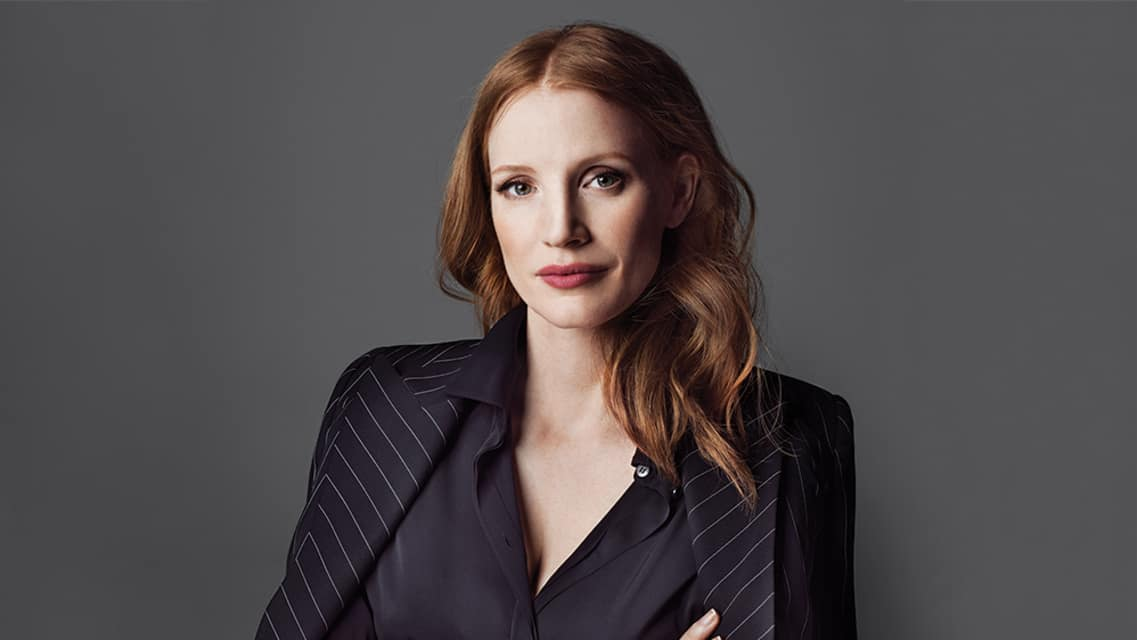 Jessica Chastain - American actress