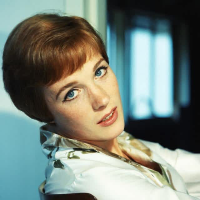 Julie Andrews - Actress