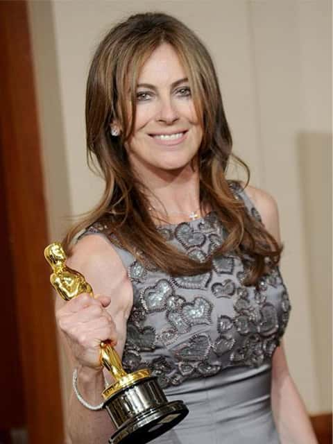 Kathryn Bigelow - American film director