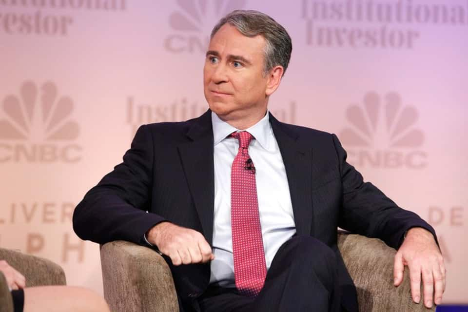 Kenneth C. Griffin - American investor