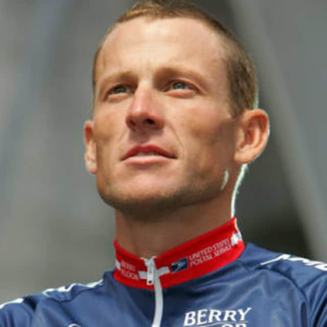 Lance Armstrong - American professional road racing cyclist