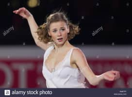 Laurine Lecavelier - French figure skater