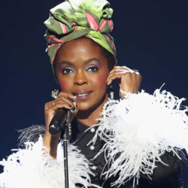 Lauryn Hill - American singer-songwriter