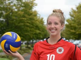 Madison Bugg - American volleyball player
