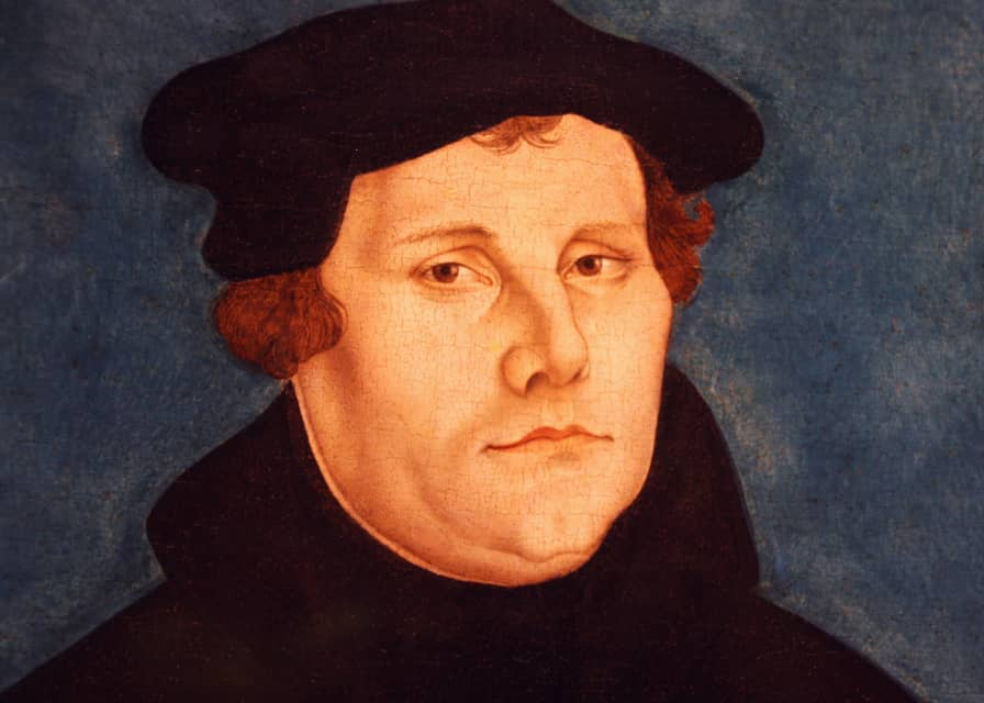 Martin Luther - Professor