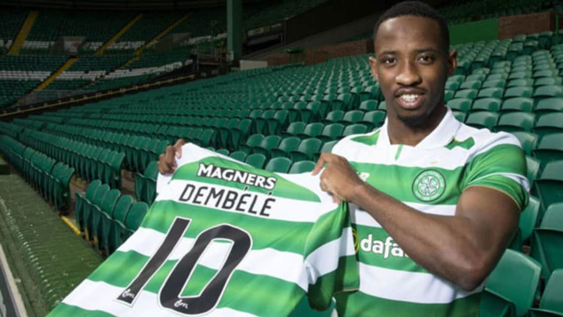 Moussa Dembélé - French footballer
