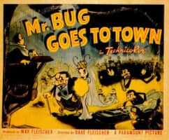 Mr. Bug Goes to Town - 1941 ‧ Fantasy/Musical ‧ 1h 18m