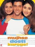 Mujhse Dosti Karoge! - 2002 ‧ Bollywood/Comedy music ‧ 2h 29m