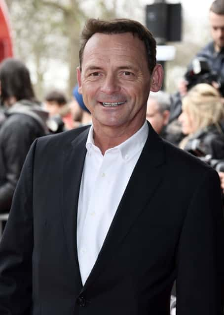 Perry Fenwick - Film actor
