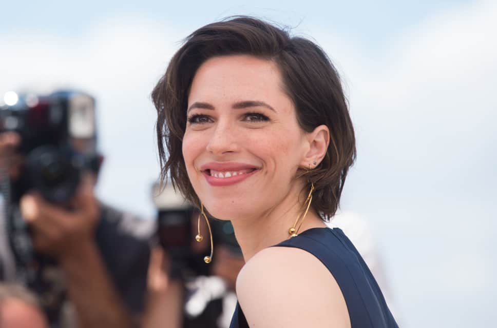 Rebecca Hall - Actress