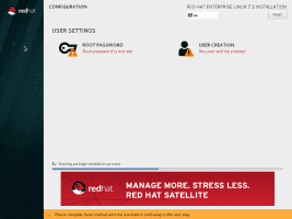 Red Hat Enterprise Linux -